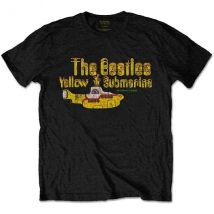 The Beatles - Nothing Is Real Kids 11 - 12 Years T-Shirt - Black