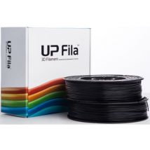 UP ABS Plus 3D Printing Filament Spool - Black (500g) 2 Pack
