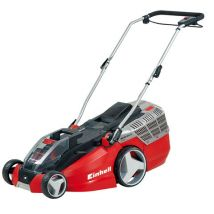 Einhell Power X-Change Einhell Power-X-Change GE-CM 43 Li M 43cm Cordless Lawnmower with 2x4.0Ah Batteries & Charger
