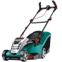 Machine Mart Xtra Bosch Rotak 37 Li 36V Cordless 37cm Electric Lawn Mower