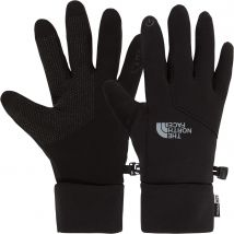 The North Face Etip W softshell gloves Women black, L EU