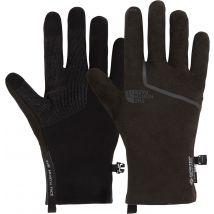 The North Face Gore Closefit fleece gloves Men black, S EU