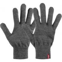 Levi's BEN TOUCH SCREEN GLOVES gloves grey heather, S EU