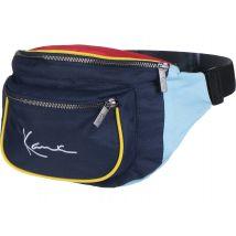 Karl Kani Signature hip bag blue