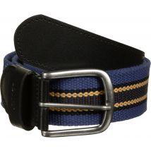 Levi's Classic Leather & Webbing belt blue, 90