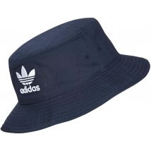 adidas AC bucket hat blue white, OSFM
