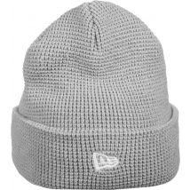 New Era Colour Waffle Knit Men's beanie grey, One Size