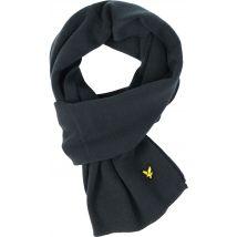 Lyle & Scott Men's scarf blue