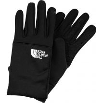 The North Face Etip Recycled Men's softshell gloves black white, XL