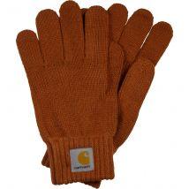 Carhartt WIP Watch gloves orange, M/L