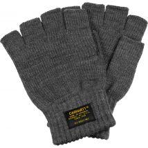 Carhartt WIP Military Mitten gloves grey, S/M
