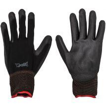 Montana nylon handschoenen zwart L