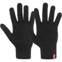 Levi's Ben Touch Screen gloves black, M