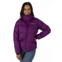 Columbia Puffect Women's winter jacket purple, L