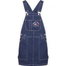 Tommy Jeans Dungaree Women's dress blue, XS