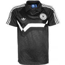 adidas Deutschland Away JR Men's top black, S
