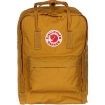 """Fjällräven Kanken Laptop 15"""" backpack yellow, One Size"""