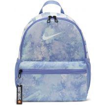 Nike Brasilia JDI Mini kids daypack blue white, One Size