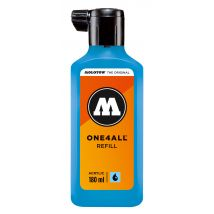 Molotow One 4 All High Solid 180 ml navul inkt DARE orange