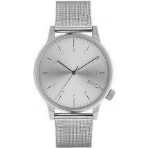 Komono Winston Royale watch silver