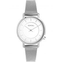 Komono Harlow Mesh watch silver, One Size