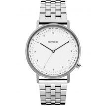 Komono Lewis Estate watch silver, One Size
