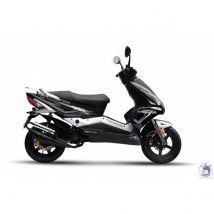Scooter 50 cc Eurocka Matador Noir