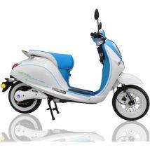 Scooter électrique 1500W CKA-GREEN bleu Eurocka