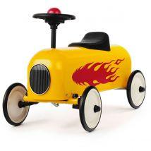 Porteur Racer flamme jaune Baghera