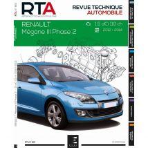 Revue Technique 801 pour MEGANE III PH.2: 1.5 DCI 110 CH DE 2012 A 2014 (REF 26440)