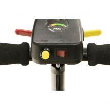 Scooter électrique mobilité réduite/ PMR FS777 Flexy gris clair Shoprider