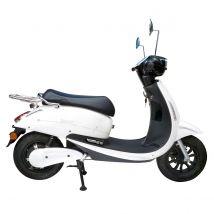 Scooter électrique SlidE Eurocka Blanc brillant