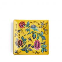 Wonderlust Yellow Tonquin Tray 14.5cm