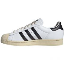 Adidas Superstar cloud white/core black/blue
