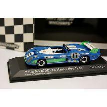 Minichamps 1/43 - Matra Simca MS670B Le Mans 1973 n°11