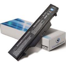 Batterie 4400mAh pour HP Compaq Probook 4720s 4510s 4515-s 4710-s 4720-s