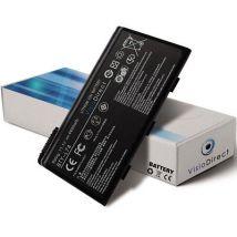 Batterie type BTY-L74 pour ordinateur portable MSI - Sté française