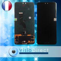 """Ecran complet pour Huawei P20 Pro noir 6.1"""" vitre tactile + LCD + kit outils"""