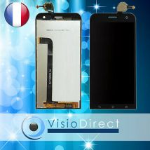 """Ecran complet pour Asus Zenfone 2 Laser 5"""" ZE500KL Z00ED noir vitre tactile+LCD"""