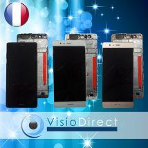 """Ecran complet pour Huawei P9 5.2"""" vitre tactile + écran LCD sur châssis"""