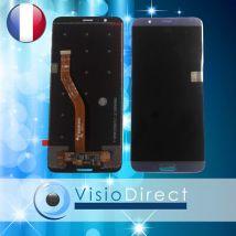 """Ecran complet pour Huawei Honor View 10 5.99"""" bleu vitre tactile + LCD"""