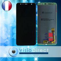 """Ecran complet pour Samsung Galaxy J6 Plus SM-J610F 6"""" vitre tactile + LCD NOIR"""