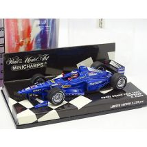 Minichamps 1/43 - F1 Prost Grand Prix Showcar 1999 Panis
