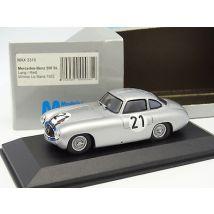 Minichamps Max Models 1/43 - Mercedes 300 SL Winner Le Mans 1952