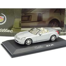 Norev 1/43 - Cadillac XLR Silver