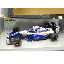 Minichamps 1/18 - F1 Williams Renault FW16 Hill