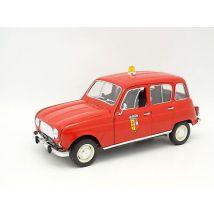 Solido SB 1/18 - Renault 4 4L Pompiers