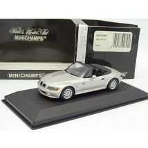 Minichamps 1/43 - BMW Z3 1.9 Silver