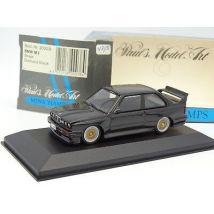 Minichamps 1/43 - BMW M3 E30 Diamond Black