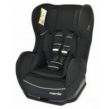 Nania Cosmo Group 0/1/2 Rear & Forward Facing Car Seat - Black